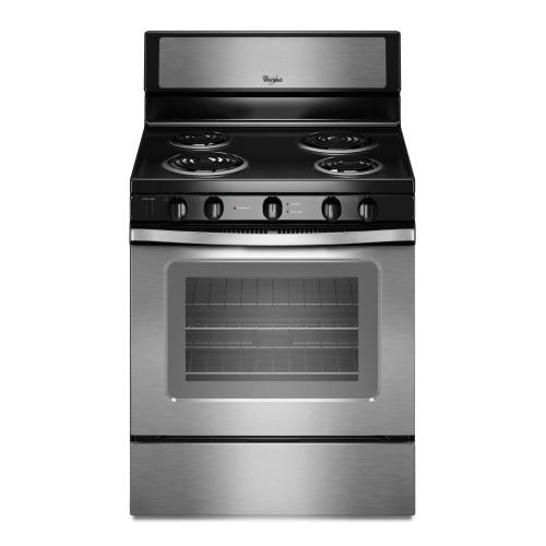 Gallery - 4.8 cu. ft. Capacity ADA Compliant Electric Range with Self-Cleaning