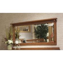 See Details - Largo Oak Mirror