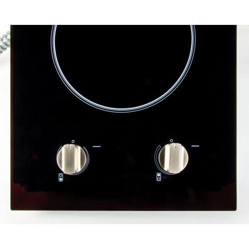 12-Inch Electric Cooktop 120V