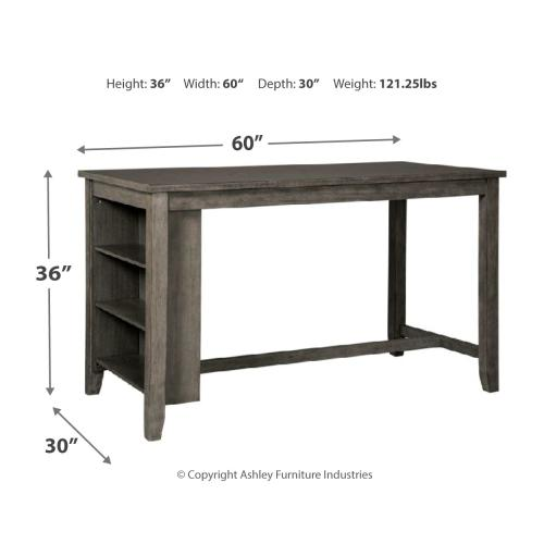 Caitbrook Counter Height Dining Table