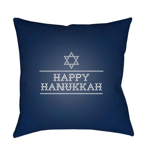 "Happy Hannukah II JOY-009 18""H x 18""W"