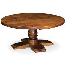 "View Product - Charleston Round Coffee Table, 42"" Diameter x 18 ""h"