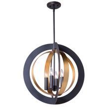 View Product - Capri AC11234 Chandelier
