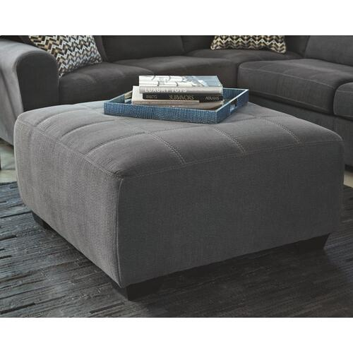 Ambee Oversized Accent Ottoman