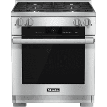 HR 1924-2 LP - 30 inch range Dual Fuel with M Touch controls, Moisture Plus and M Pro dual stacked burners