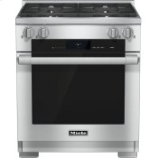 HR 1924-2 G - 30 inch range Dual Fuel with M Touch controls, Moisture Plus and M Pro dual stacked burners
