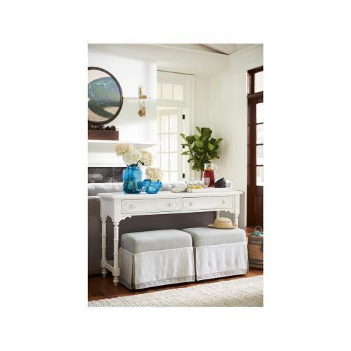 Paula Deen Home - Console with Benches