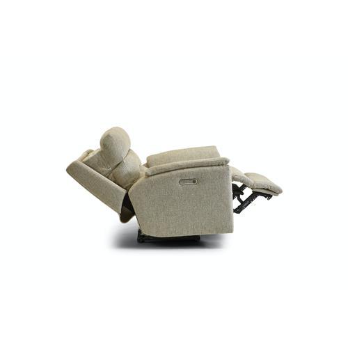 Flexsteel - Mason Power Rocking Recliner with Power Headrest