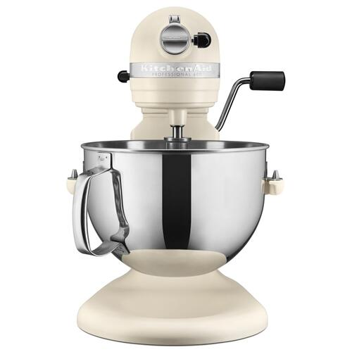 Pro 600™ Series 6 Quart Bowl-Lift Stand Mixer - Matte Fresh Linen