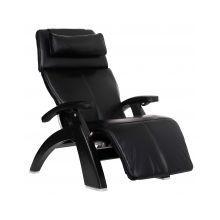 "Perfect Chair ® PC-LiVE "" - Black Premium Leather - Matte Black"