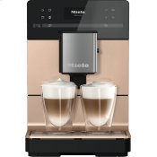 CM 5510 Silence - Countertop coffee machine with OneTouch for Two and user profiles for the ultimate in coffee enjoyment.