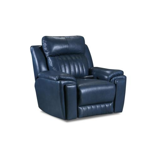 Wall Hugger Recliner with Hidden Cupholders