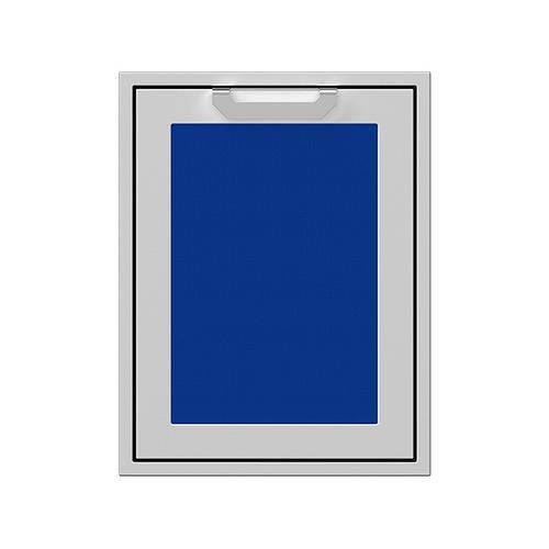 "Hestan - 20"" Hestan Outdoor Trash/Recycle Drawer - AGTRC Series - Prince"
