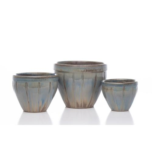 Classic Belly Planter - Set of 3