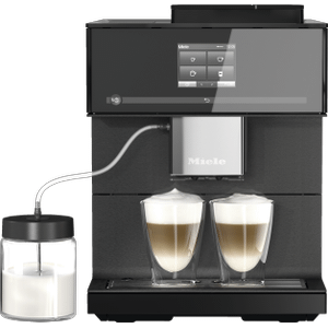 MieleCM 7750 CoffeeSelect - Countertop coffee machine with CoffeeSelect and AutoDescale for maximum flexibility
