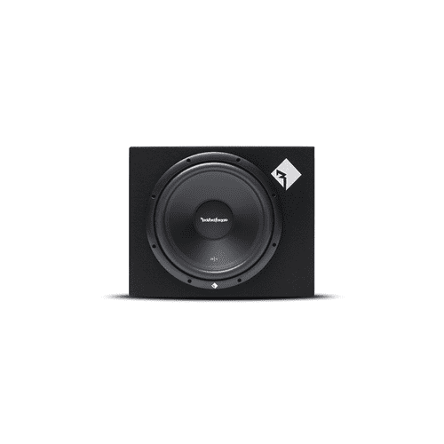 "Rockford Fosgate - Prime Single 12"" 200 Watt Loaded Enclosure"