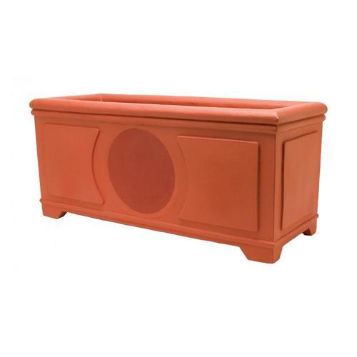 High Performance Planter Box Loudspeaker; 6-in. 2-Way-Terracotta PB6SIPRO Terracotta