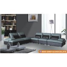 8060 Grey & Chocolate