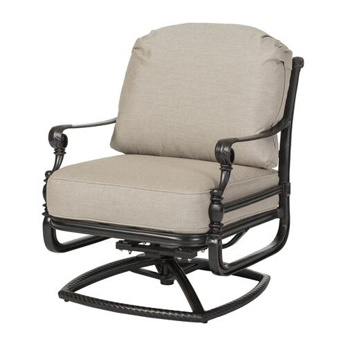 Gensun Casual Living - Grand Terrace Cushion Swivel Rocking Lounge Chair