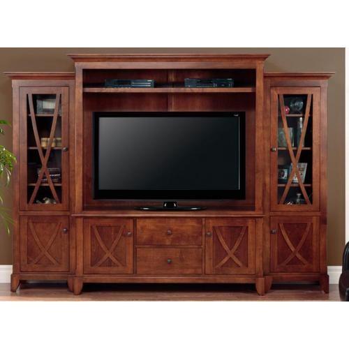 Handstone - Florence Side Bookcase From FL460