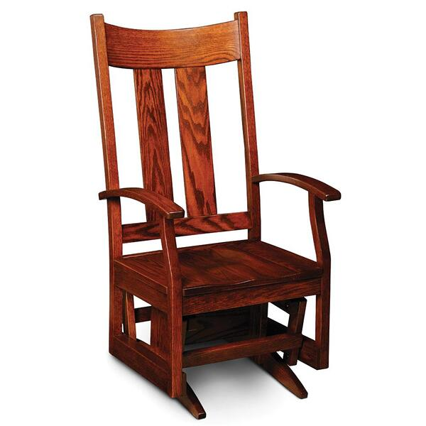 See Details - Newton Glider, Wood Seat