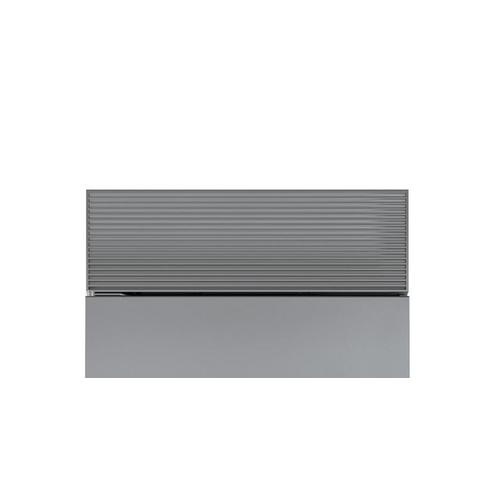"""Classic 48"""" Louvered Grille - 83"""" Finished Height"""