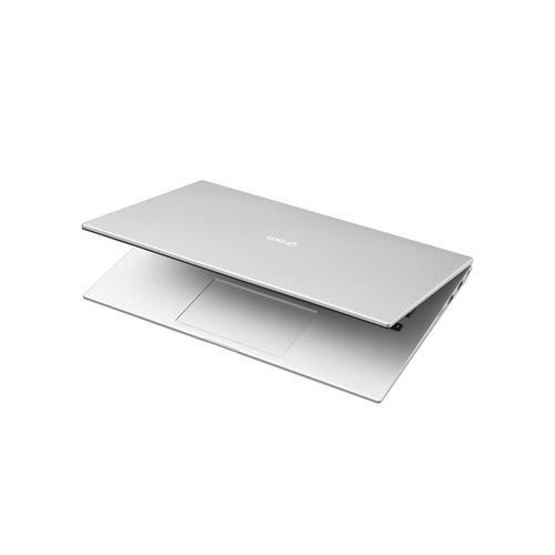 "LG - 14"" Silver 16:10 WUXGA gram Laptop with Windows 10 Pro, 8GB RAM, 256GB SSD, 11th Gen Intel® Quad Core™ i5 Processor, Intel® Evo™ Platform & Thunderbolt™ 4"