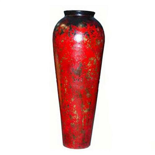 L.M.T. Rustic and Western Imports - Large Rojo Oaxaca Alto Pot