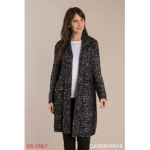 See Details - Snowed In Cardigan - XS (2 pc. ppk.)