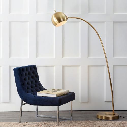 Belami Floor Lamp - Gold