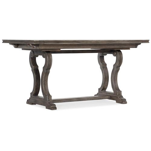 Woodlands Friendship Table w/2-12in Leaves