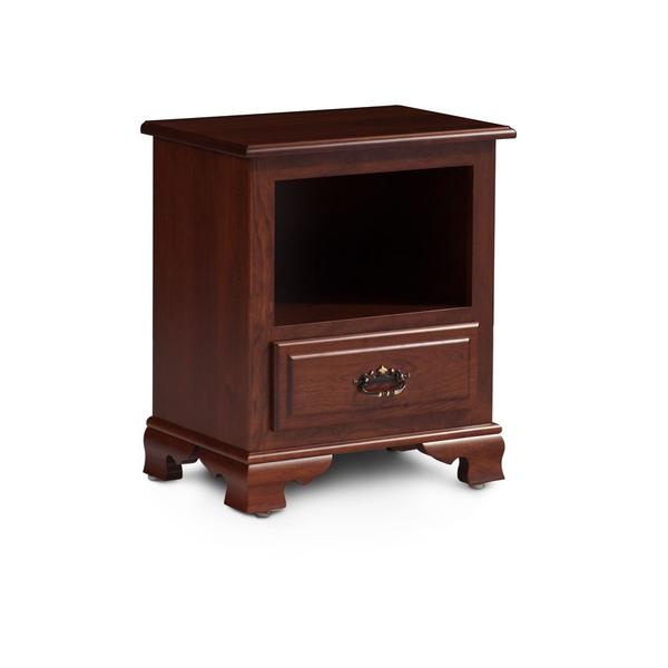 Classic Nightstand with Opening