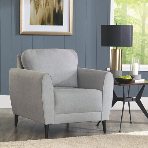 Gallery - Chair and Ottoman