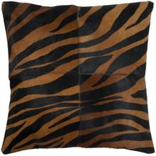 Raquel Pillow - Black / Brown