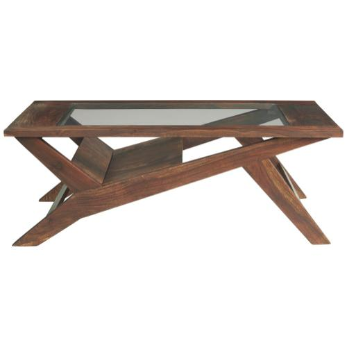 Signature Design By Ashley - Charzine Coffee Table