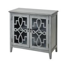 St. Raphael 2-door Cabinet In Grey