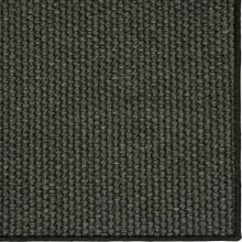 See Details - Basketweave Sisal Gunmetal 12'x15' / Leather Border