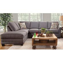 Jitterbug Sectional - Gray