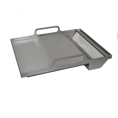 Dual Plate Stainless Steel Griddle - RSSG3