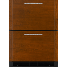 """See Details - Double-Refrigerator Drawers, 24""""(w)"""