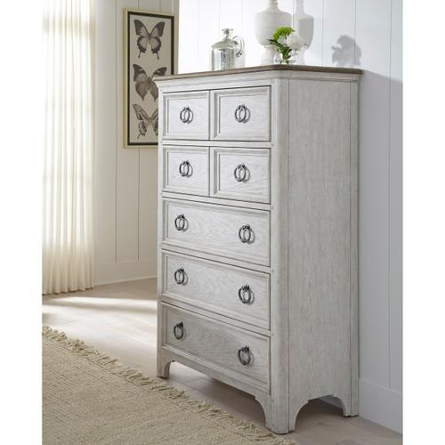 Glendale Estates 7 Drawer Chest