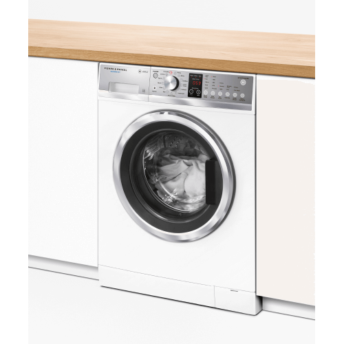 Fisher & Paykel - Front Load Washer, 2.4 cu ft