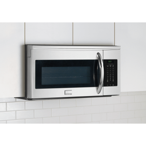 Frigidaire - Frigidaire Gallery 1.5 Cu. Ft. OTR Microwave with Convection