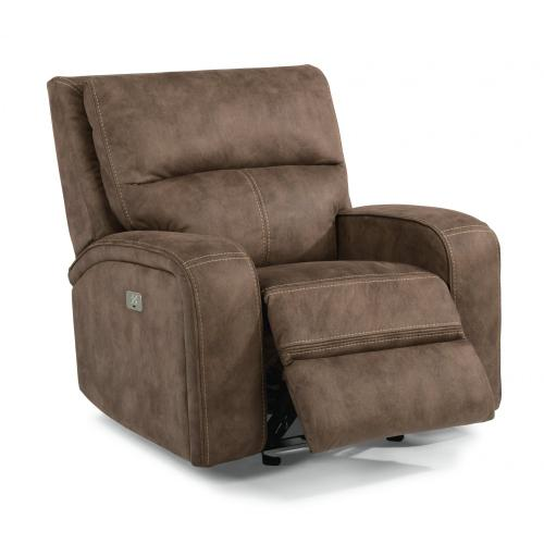 Nirvana Power Recliner with Power Headrest