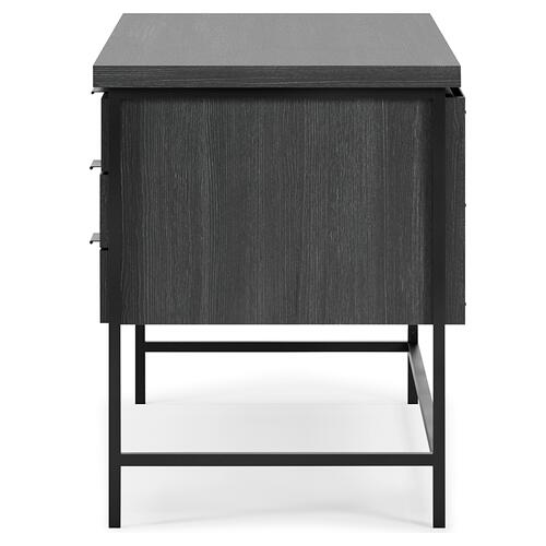 """Signature Design By Ashley - Yarlow 55"""" Home Office Desk"""