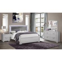 CHALICE SILVER BED