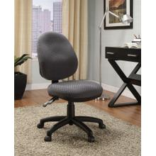 """See Details - OFFICE CHAIR,GREY 25""""Dx25""""Wx39""""H"""