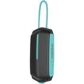 Wave Water-Resistant Bluetooth® Speaker (Black/Teal)
