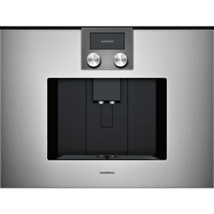 Gaggenau200 Series Fully Automatic Coffee Machine Metallic