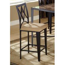 See Details - Diamond Tile Back Bar Stool (matches 4014 pub table)